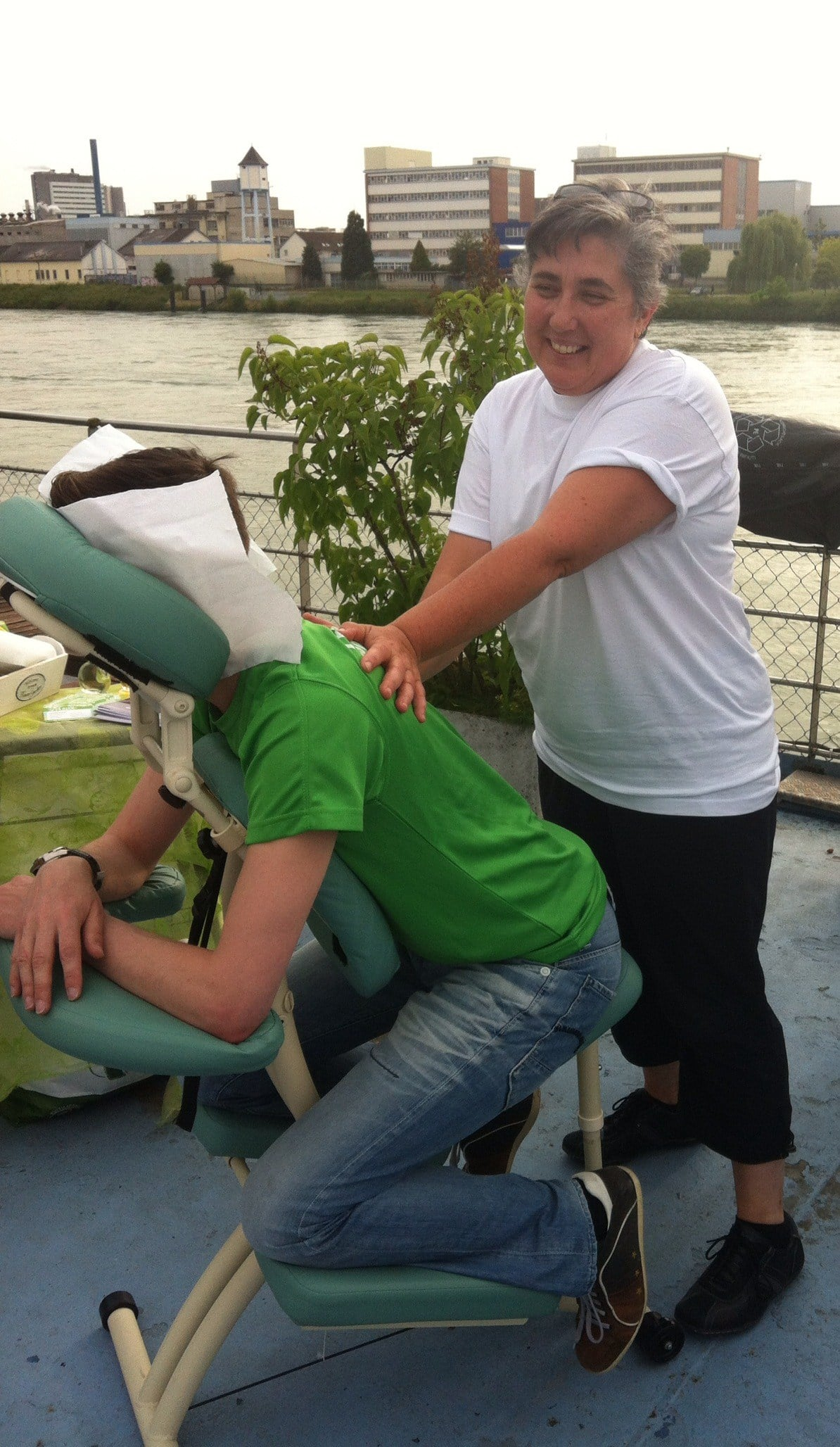 massage schiff