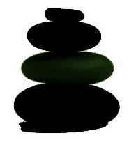 Hot Stone Massage heisse Steine